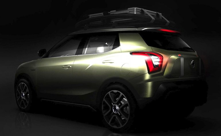 Ssangyong XIV-Air Adventure rear teaser