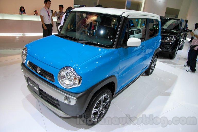 Suzuki Hustler at the 2014 Indonesia International Motor Show