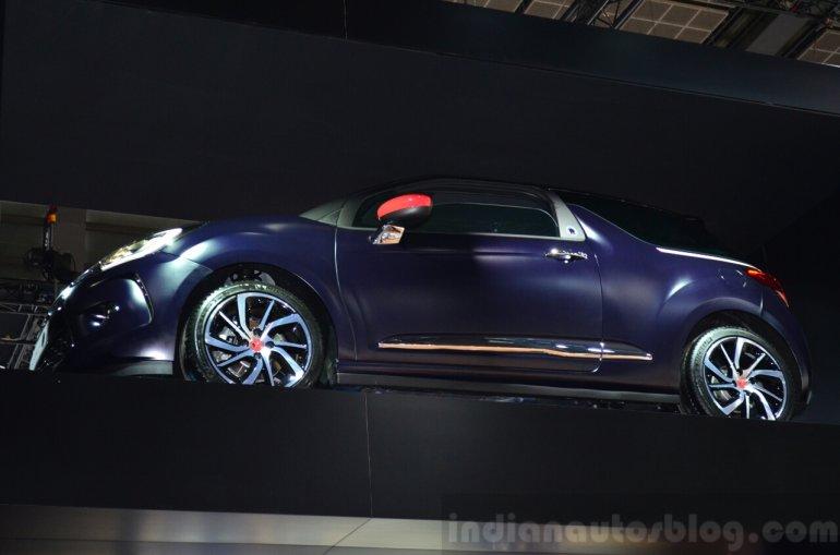Citroen DS 3 Ines De La Fressange Paris Concept at the 2014 Paris Motor Show