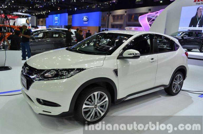 Honda HR-V Modulo at the 2014 Thailand International Motor Expo