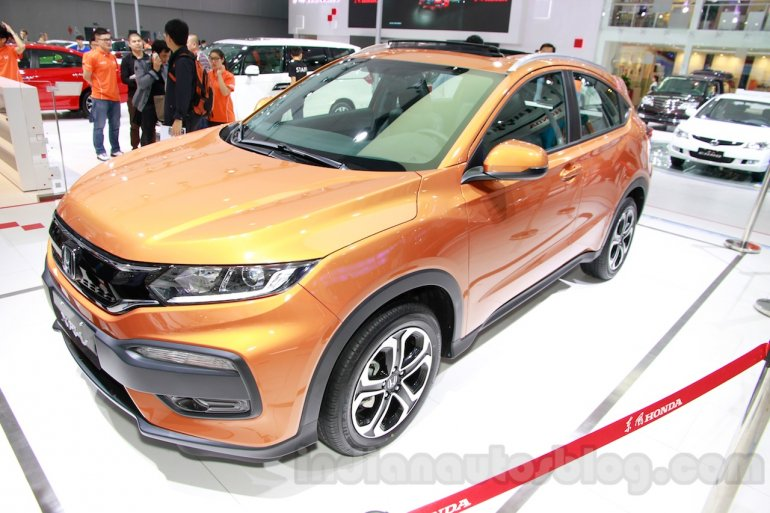 Honda XR-V front quarter at the 2014 Guangzhou Motor Show