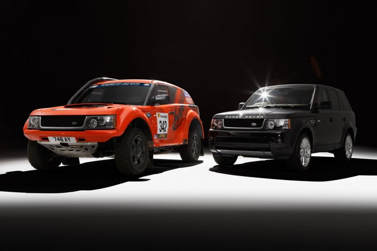 Range Rover Sport by Bowler