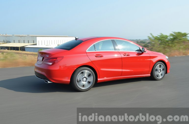 Mercedes CLA 200 CDI dynamic Review