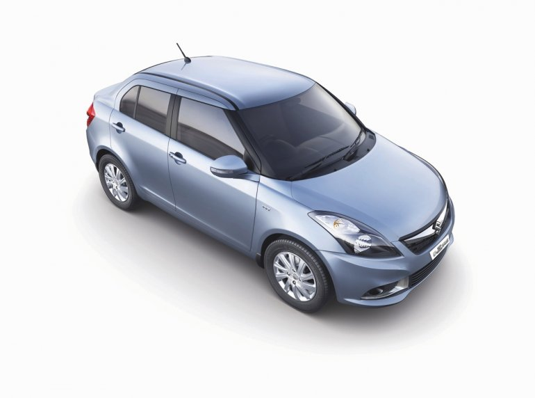 2015 Maruti Swift Dzire studio image