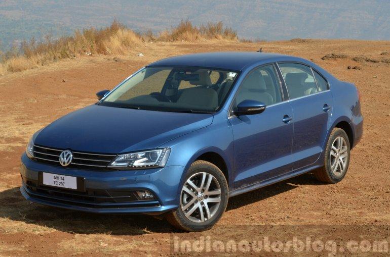 2015 VW Jetta TDI facelift Review