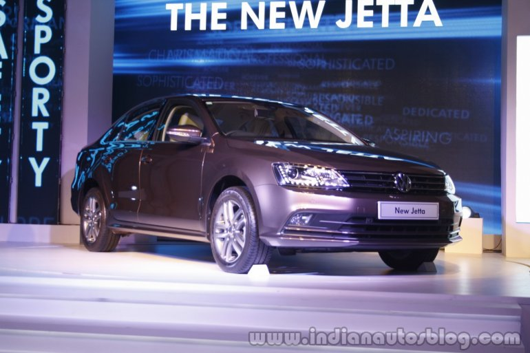 2015 VW Jetta at launch