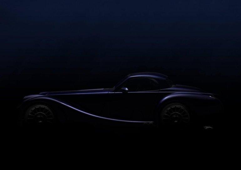 Morgan new Aero model teaser