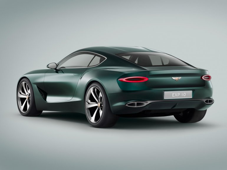 Bentley EXP 10 Speed 6 concept - Rear Three Quarter