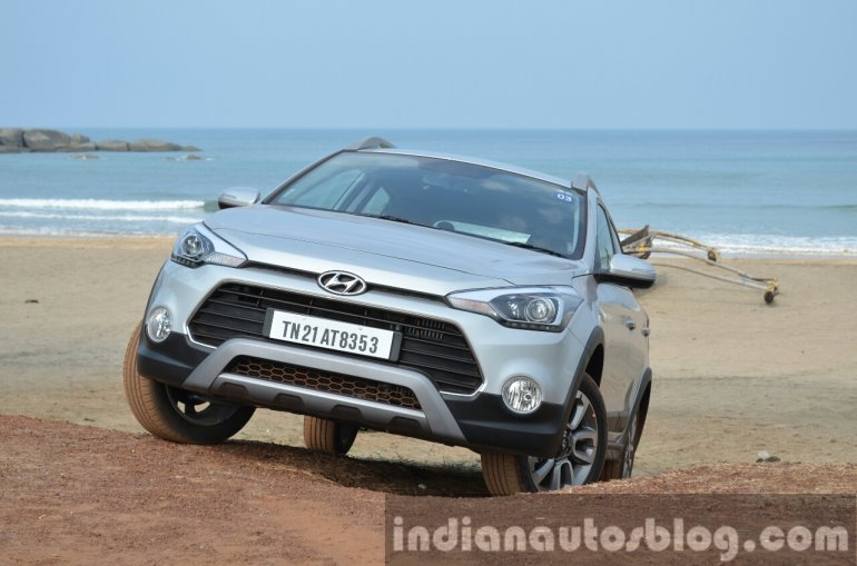 Hyundai i20 Active profile