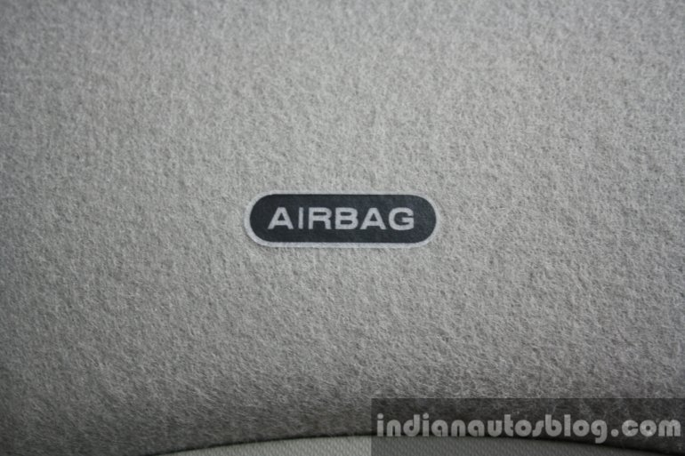 2015 Ford Figo curtain airbag first drive review