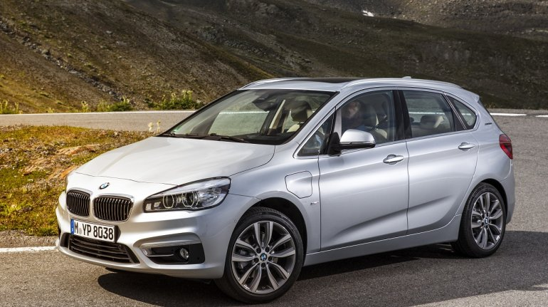 2016 BMW 225xe active tourer hybrid