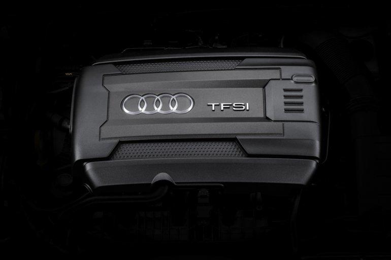 Audi A3 40 TFSI Premium engine