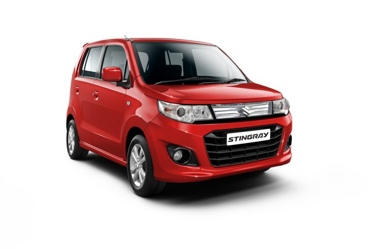 Maruti Stinagray AMT launched