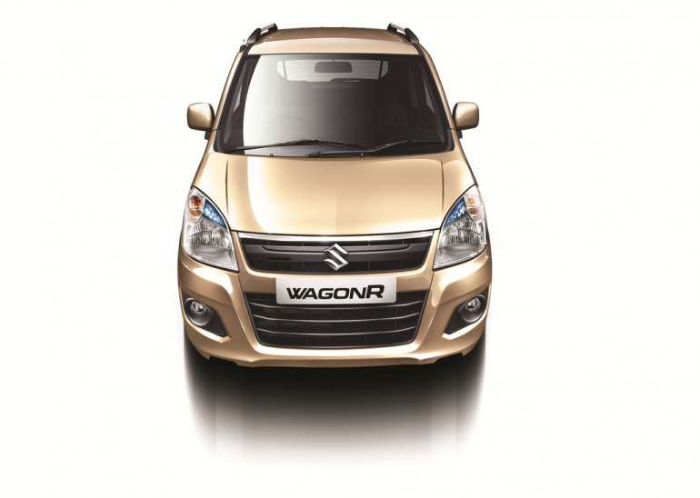 Maruti Wagon R AMT front launched