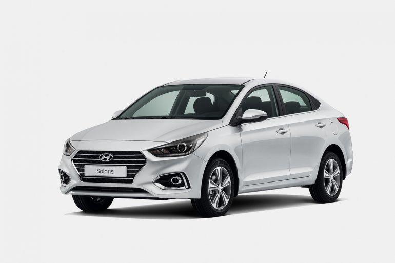 Next-gen 2017 Hyundai Solaris (2017 Hyundai Verna) front three quarter revealed