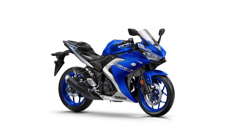 2017 Yamaha R3