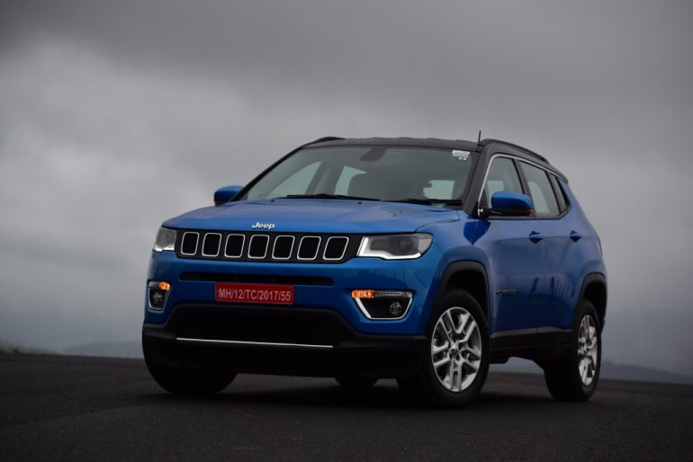 Jeep Compass Indian spec