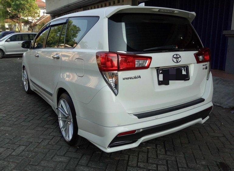 Toyota Innova Crysta Custom rear quarter by ATIVUS