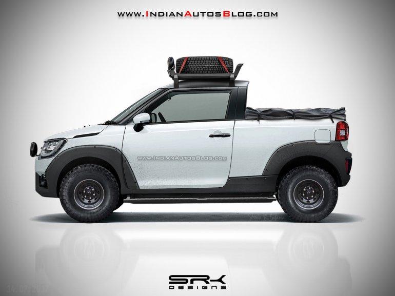 Maruti Ignis pickup (Suzuki Ignis pickup)