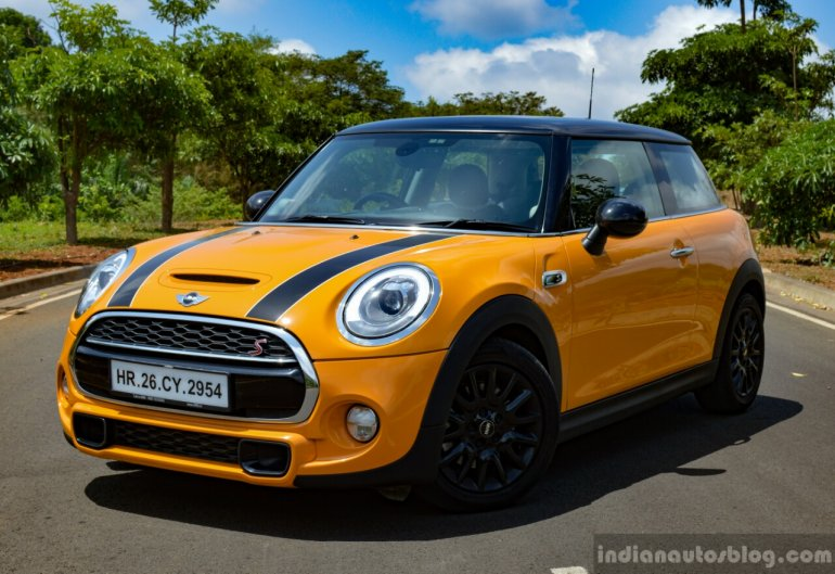 Mini Cooper 2nd Gen >> Mini Cooper S with JCW Tuning Kit 2017 - Review