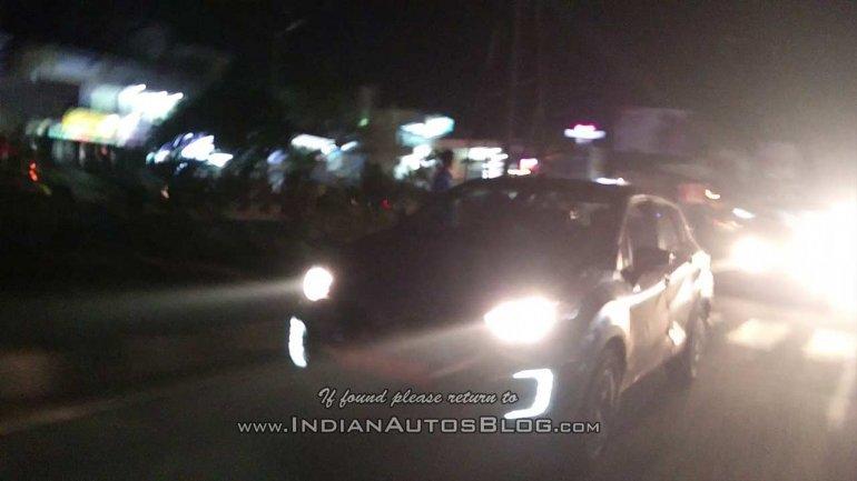 Renault Captur front spied in Vandalur Chennai by Ashok Kumar