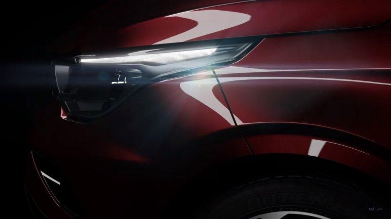 Fiat Cronos teaser image
