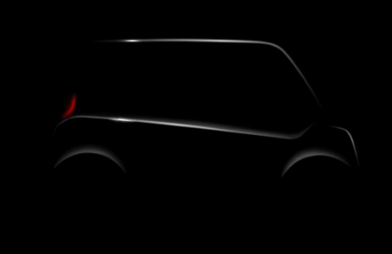 Mahindra Concept Car for Auto Expo 2018