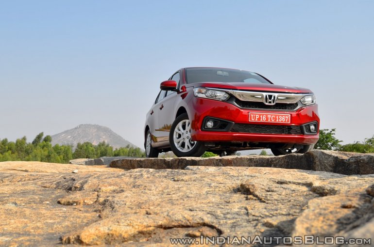 2018 Honda Amaze special price for first 20,000 customers