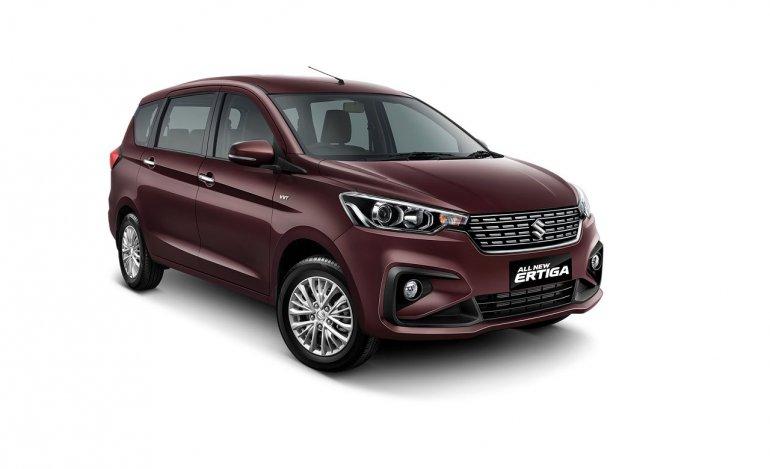 2018 Maruti Ertiga (five new upcoming Maruti cars in India)