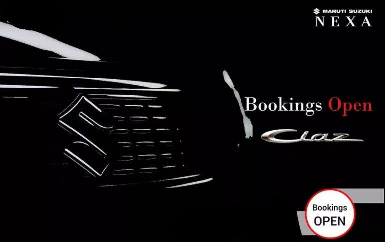 2018 Maruti Ciaz facelift bookings open ad