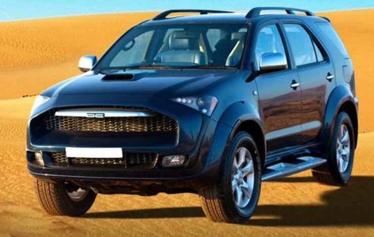 7 DC modified SUVs - Maruti Vitara Brezza to Toyota Fortuner