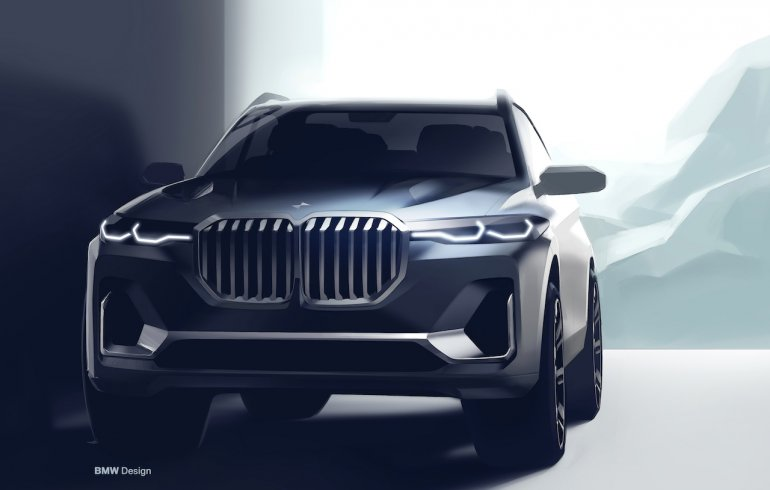 First Ever X8 To Be Bmw S Uber Expensive Flagship Suv