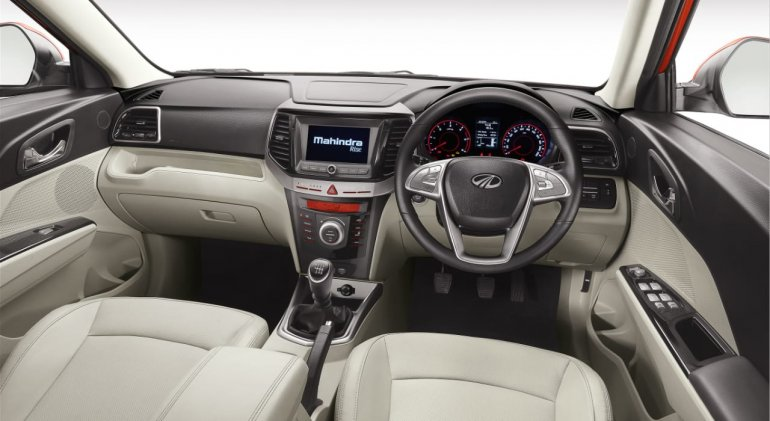 Mahindra Xuv300 Images Interior Dashboard